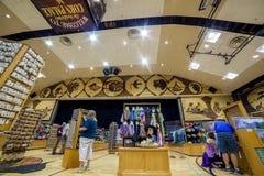 Havreslottinre, Mitchell, South Dakota royaltyfri fotografi
