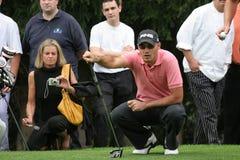 Havret, Green Velvet golf pro-am, Megeve, 2006 Royalty Free Stock Image