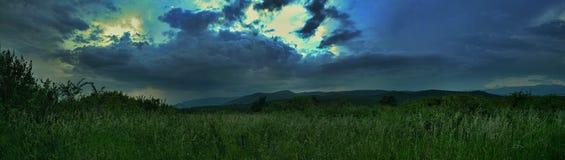 Havrianskas hill Stock Photography