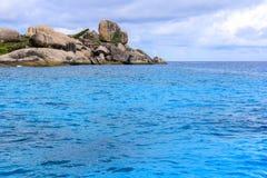 Havsöstrand Royaltyfri Bild