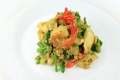 Havs- curry Royaltyfri Fotografi