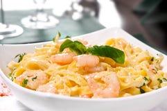 Havs- pasta Fotografering för Bildbyråer