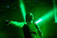 Havsdansfestival - Prodigy sätter band gigen på havsdansfestival Arkivfoto