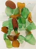 Havsexponeringsglas Strandexponeringsglas Royaltyfri Bild