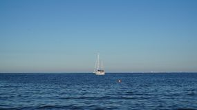 havsfartyg Royaltyfri Bild