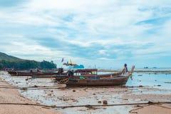 Havsfartyg och himmel Royaltyfria Foton
