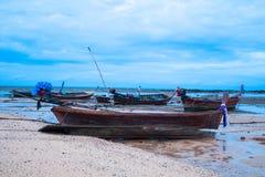 Havsfartyg och himmel Royaltyfri Foto