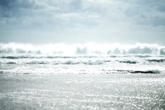havsikt Arkivfoton