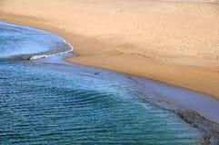 havskust arkivfoto