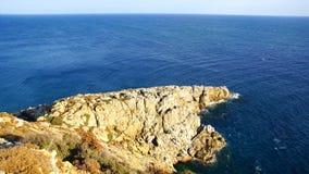 Havskust nära Anemurium Arkivbild