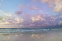 Havslandskap Royaltyfria Bilder