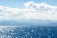 Havslandskap Fotografering för Bildbyråer