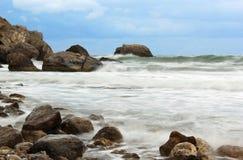 Havslandskap Royaltyfri Foto