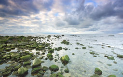 Havsliggande Royaltyfria Foton