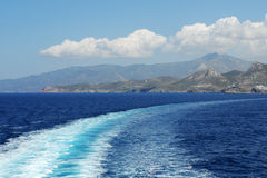 havssändnings Royaltyfri Foto