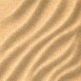 Havssandbakgrund eller textur royaltyfri fotografi