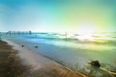 havssida Arkivfoto