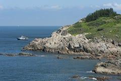 havssikt Royaltyfria Bilder