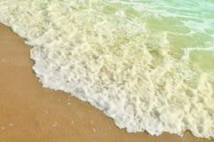 Havsskumet Royaltyfri Fotografi