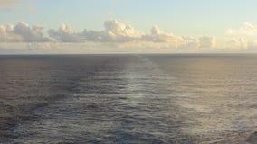 Havsspår Arkivbilder