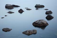 havsstenar Royaltyfria Bilder