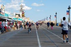 Havstad, New Jersey Royaltyfri Bild