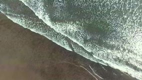 Havsvåg och strand lager videofilmer