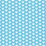 Havsvågmodell Royaltyfri Fotografi