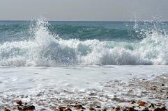 Havsvågor Royaltyfri Foto