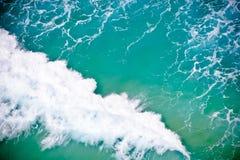 Havsvågor arkivfoton