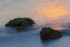 havsvatten arkivbild