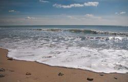 havswave Arkivfoto