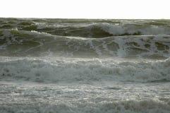 havswaves Arkivfoton