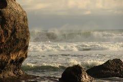 Havvågor Arkivfoton