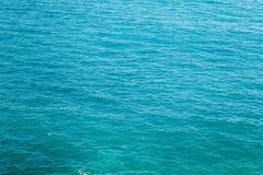 Havvattenslut upp bakgrund inget Arkivfoto