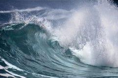 havwave Royaltyfria Foton