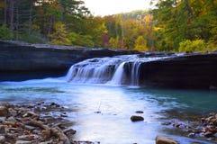 Haw Creek Falls Stock Photos