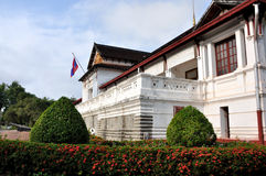 The Haw Kham Royal Palace Royalty Free Stock Image