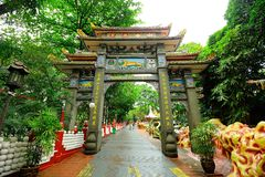 Haw Par Villa (Tiger Balm Garden) Royalty Free Stock Images