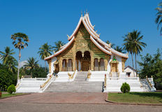 The Haw Pha Bang. Luang Prabang. Laos Stock Images