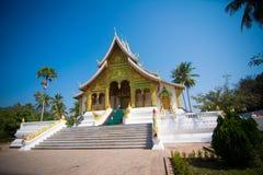 Haw Pha Bang in in Luang Prabang Stock Image