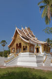 Haw Pha Bang - Royal Chapel Stock Photo