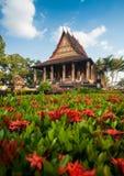 Haw Pha Kaeo. Vientiane, Laos Stock Photos