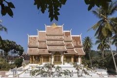 Haw Pha uderzenie w Luang Prabang zdjęcia royalty free