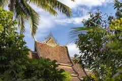 Haw Phabang szczegół obraz stock