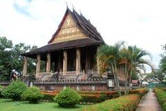 Haw Phra Kaew Stock Photography