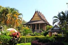 Haw Phra Kaew obraz stock