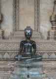 The Haw Phra Kaew, Vientiane. Laos Stock Photo
