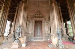 The Haw Phra Kaew, Vientiane, Laos Stock Photos