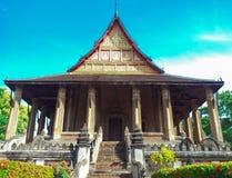 Haw Phra Kaew Royalty Free Stock Photography